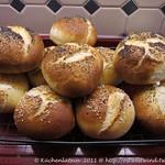 Weiche Mini-Burger-Brötchen von Dan Lepard