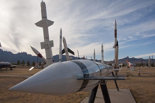 White Sands Missile Base Museum - SAGMI | by Mike Jagendorf