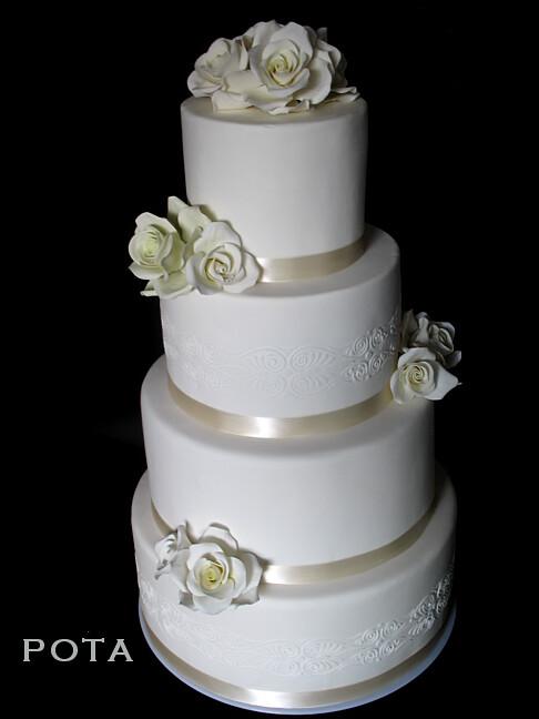 Wedding Cake Angers Gateau De Mariage Angers Lazic Monika Flickr