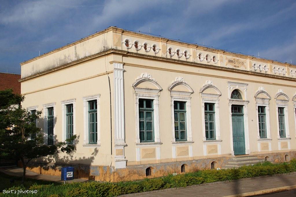 Museu Arqueol 243 Gico E Casa Da Cultura Campos Novos Sc