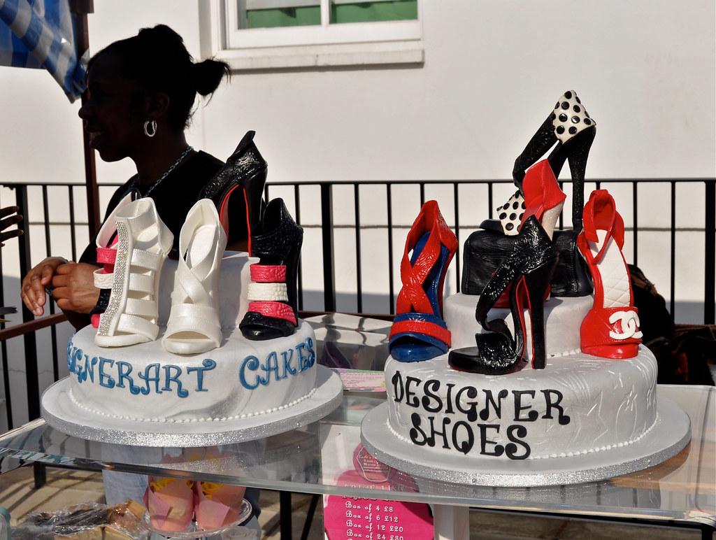 HIGH-HEELED CAKES | Rosendale Street Market, Rosendale ...
