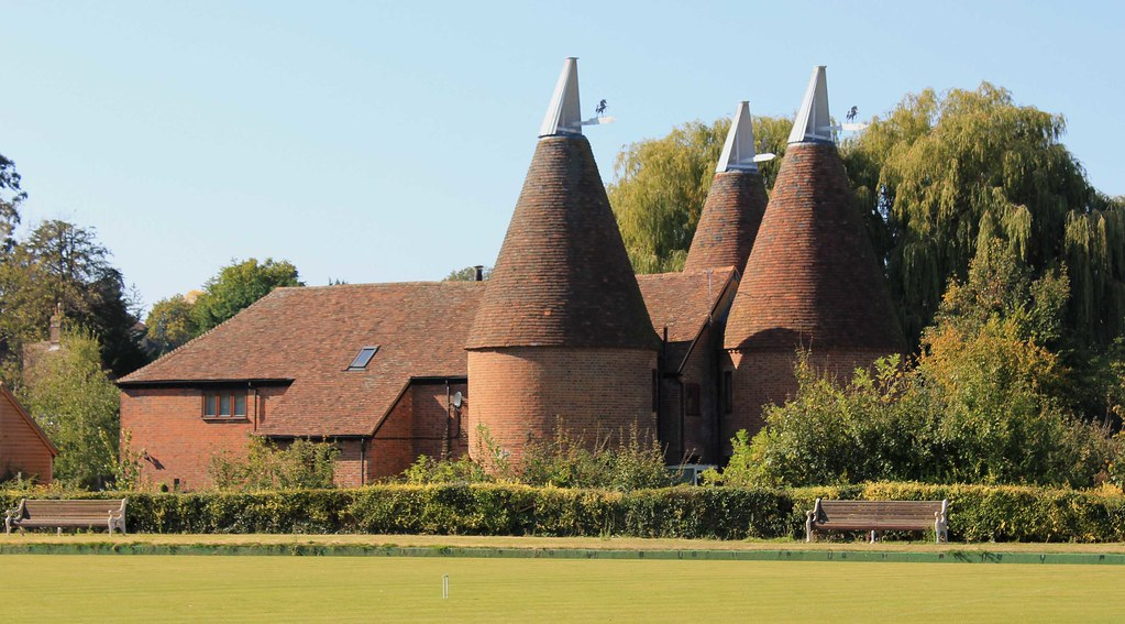 Oast Houses at Ditton nr.Maidstone Kent | GABOLY | Flickr