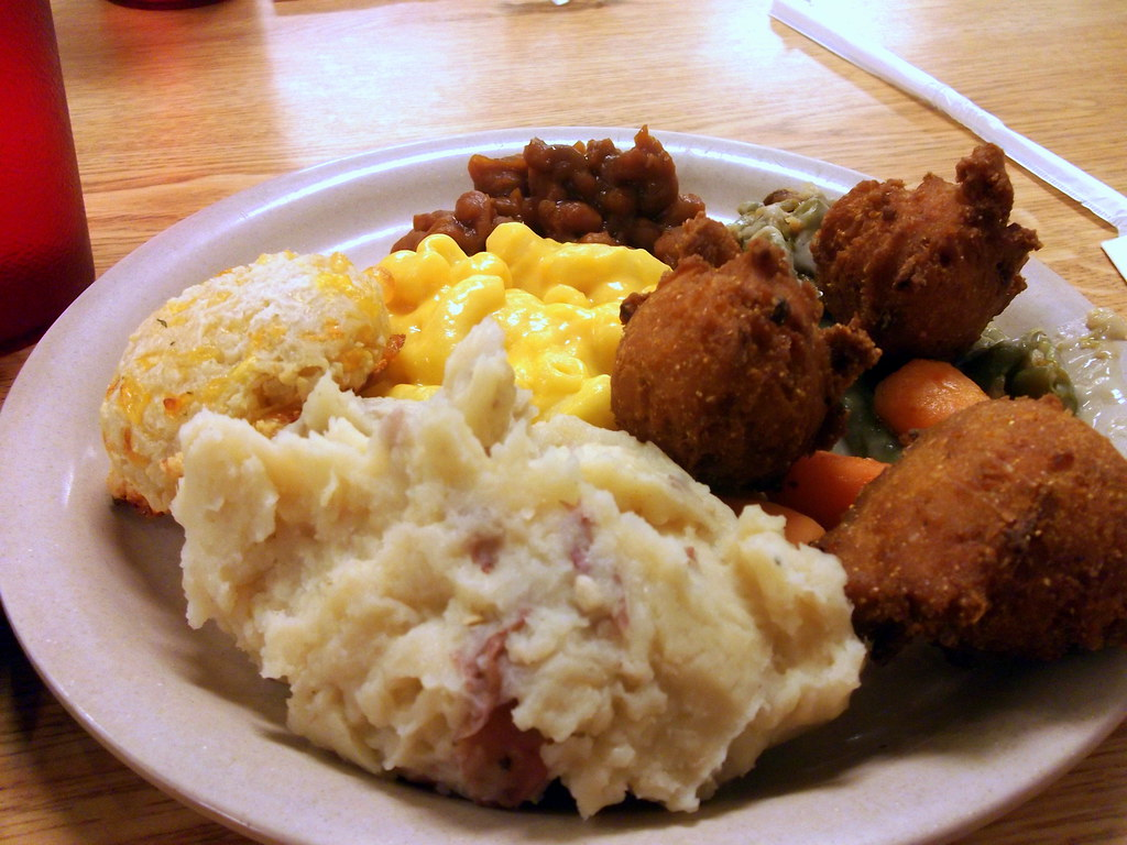 by dccradio My Dinner Plate At Golden Corral. | by dccradio & My Dinner Plate At Golden Corral. | Mark | Flickr