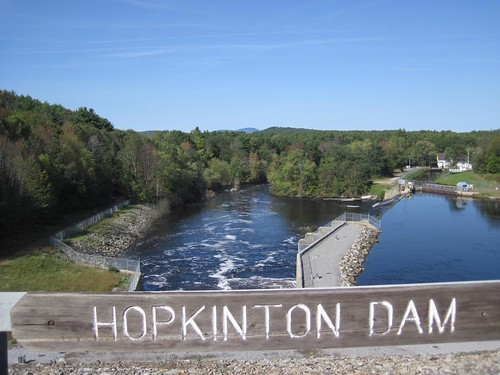 Hopkington Dam | by sheridesabeemer