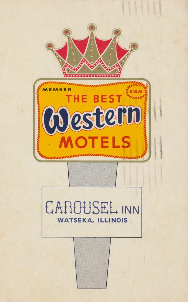 Carousel Inn - Watseka, Illinois