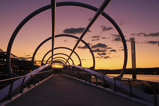 Dawn at the Yards Park | by specimenlife