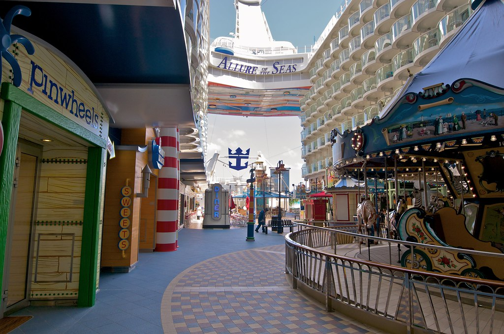 Allure of the seas royal caribbean allure of the seas scott oakley flickr - The allure of the modular home ...