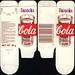 Ireland - Topps - Bazooka Cola Bubble Gum carton package - 1980's 1990's