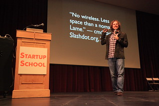 Matt Mullenweg, founder of Automattic (folks who sell Wordpress) | by Robert Scoble