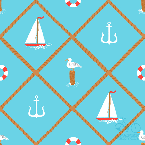 web_dailypattern_vacation_10.24.11 | by Francesca Buchko