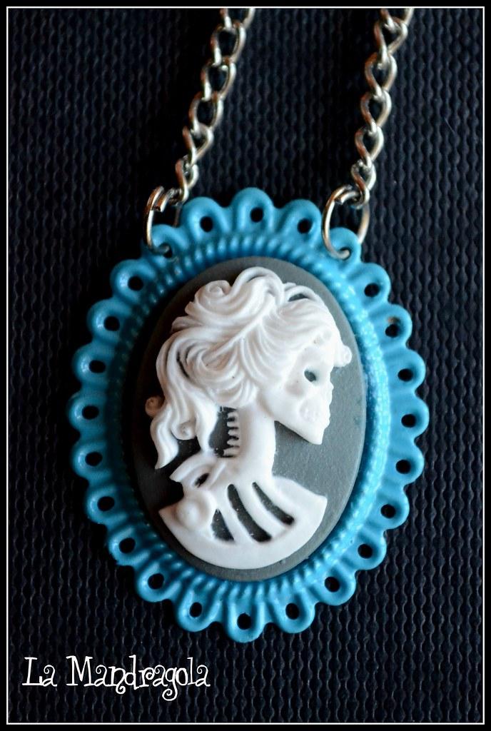 ecate necklace  Lady Skeleton Necklace | www.etsy.com/shop/Ecate?ref=seller_… | Flickr
