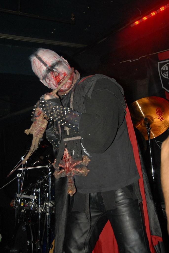 Attila Csihar of Mayhem | This is Attila Csihar of the ...