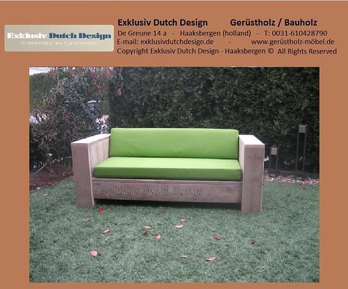 bauholz lounge bank3. Black Bedroom Furniture Sets. Home Design Ideas