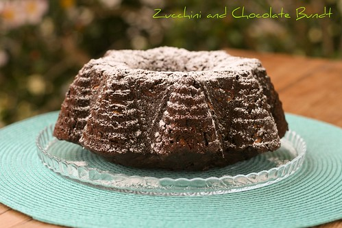 Zucchini Chocolate Bundt - I Like Big Bundts 2011 | by Food Librarian
