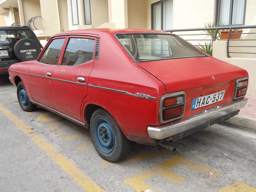 1974-1978 Datsun 120A F-II | 28 October 2011, Qawra, San ...