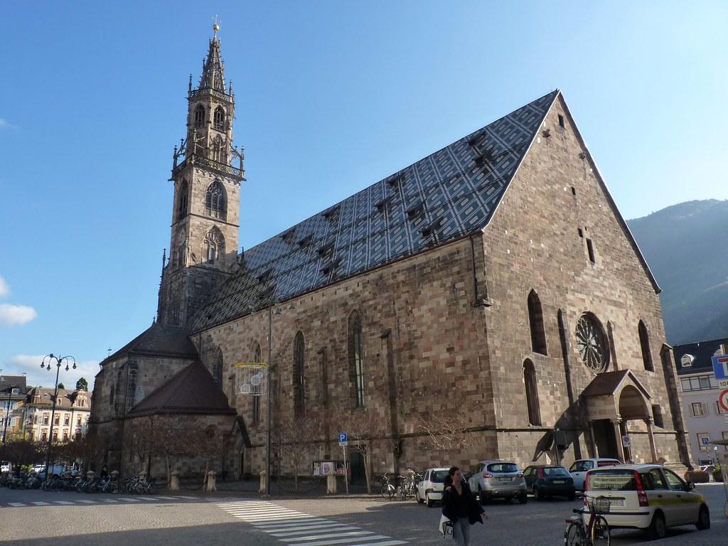 Bolzano (Bozen) - Dom Maria Himmelfahrt (Il Duomo) | Flickr