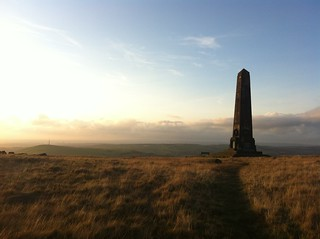Saddleworth War Memorial | by Simon Wheatley