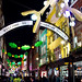 Welcome to Carnaby Street, London, Christmas 2011