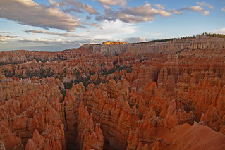 Last Rays Over Bryce canyon | by Natural Light Seeker