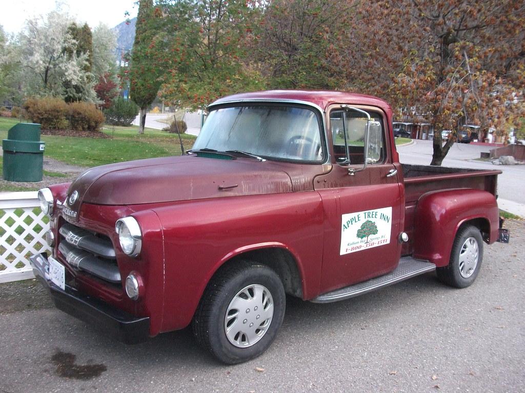 1956 Fargo truck   Fargo truck - Canadian version of the Dod…   Flickr