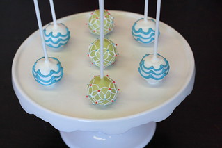 Fabric Pattern Cake Pops | by Sweet Lauren Cakes