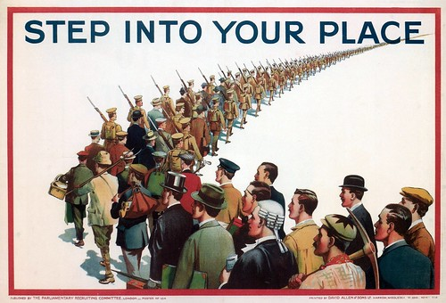 Lord Kitchener Your Country Needs You