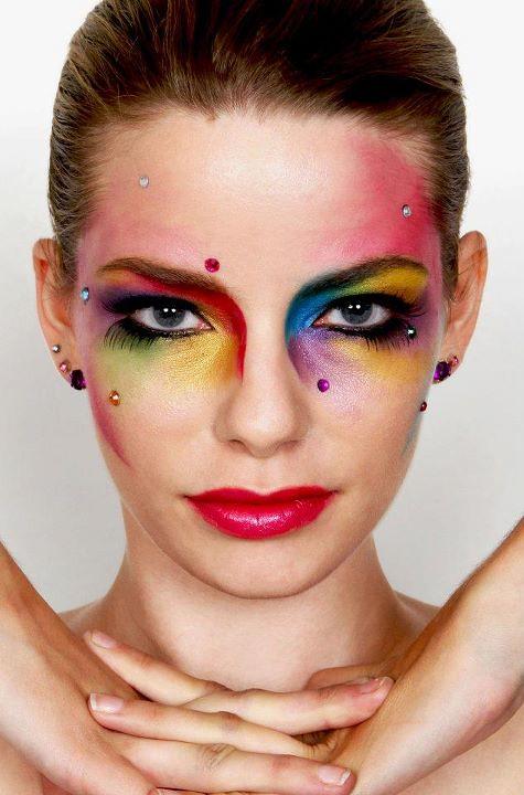 Awesome Makeup Tutorials: Glenn Harris Amanda Carette