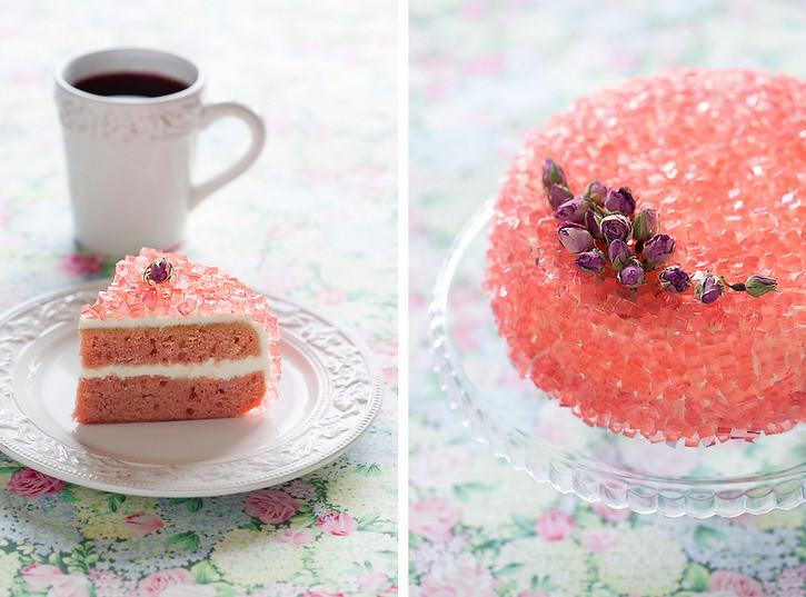 Как сделать торт желе в домашних условиях