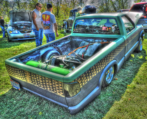 Lowrider Pickup