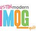 New Logos for the Houston Modern Quilt Guild