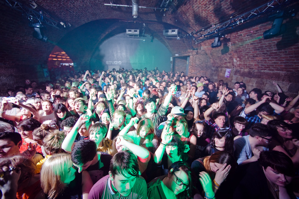 Death disco at the arches glasgow october 2011 flickr for Chambre 69 club glasgow