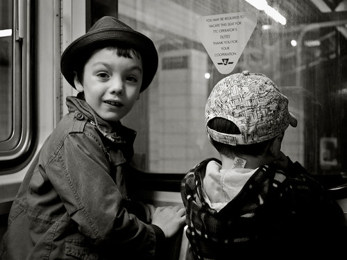 Subway ( Brothers 8 ) | by Dominic Bugatto