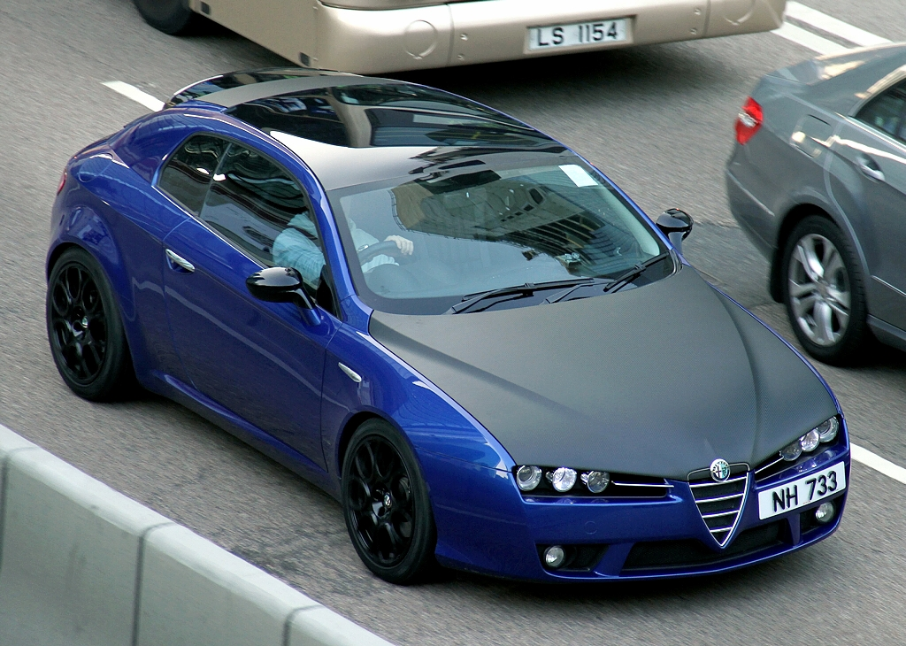 alfa romeo brera nh 733 admiralty hong kong chin flickr. Black Bedroom Furniture Sets. Home Design Ideas
