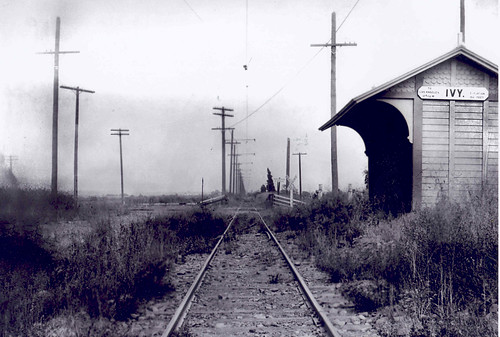 Ivy station (later Culver City) circa 1911 | by Metro Transportation Library and Archive