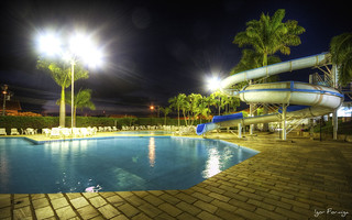 Alfenas Tenis Clube at Night | by Igor Formiga
