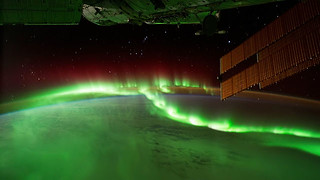 Earth | Time Lapse View from Space | Fly Over | Nasa, ISS on Vimeo by Michael König | by swwann