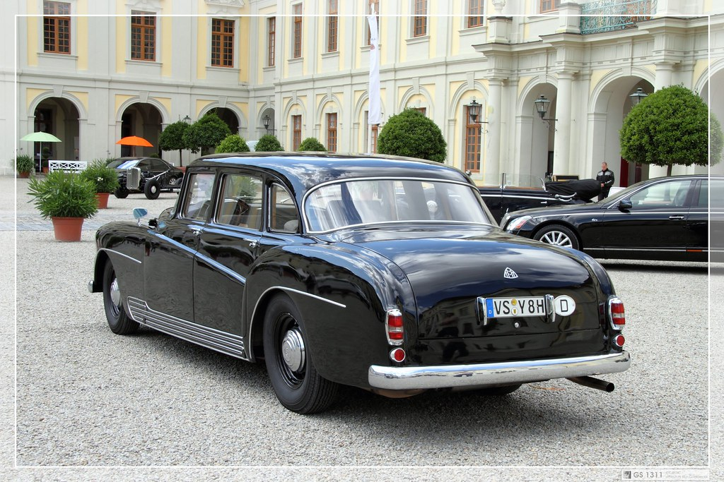 1957 Maybach Sw 38 Customized For Karl Maybach 04 Flickr