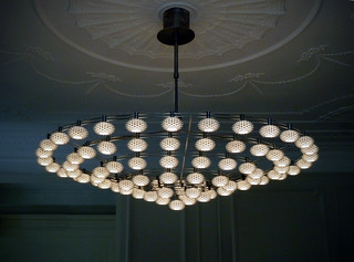 FOC Custom Palm Chandelier | by Freedom Of Creation