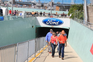 Ford Pedestrian Tunnel | by Homestead-Miami Speedway