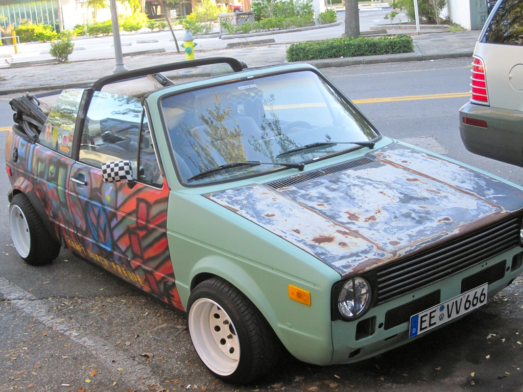Quirky Car Gina Clifford Flickr