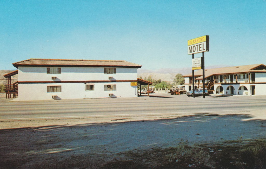 El Rancho Motel - Bullhead City, Arizona