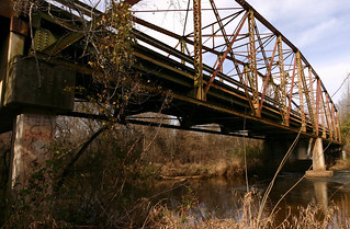 """Cry Baby Bridge"" Anderson, SC 