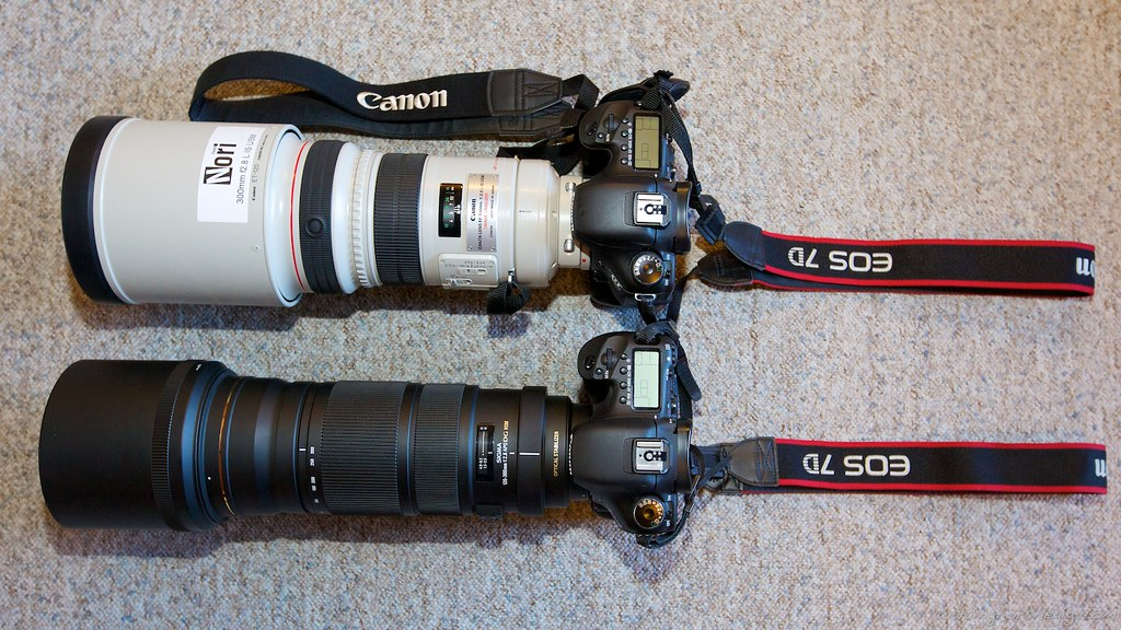 Review // Sigma 120-30...