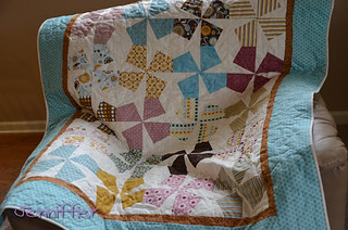 Carnival Quilt Finished | by Jenniffier