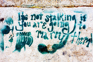 It's Not Stalking If You Are Going to Marry Them | by Thomas Hawk