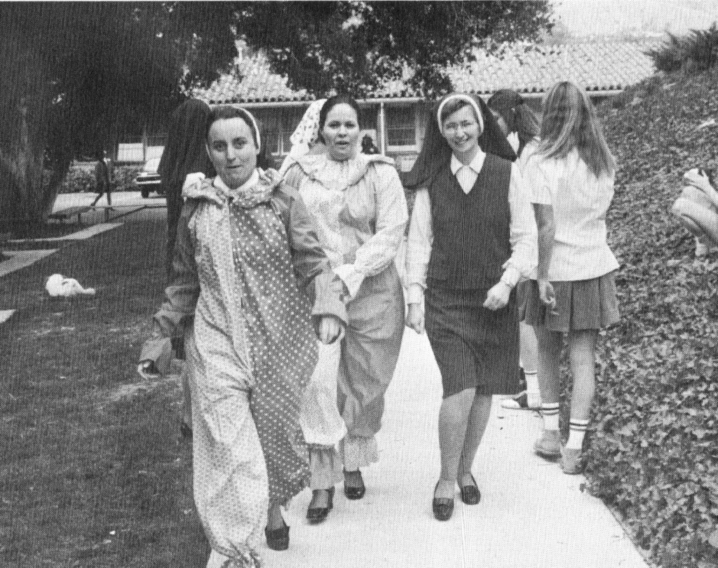 ... Sisters of St Louis in costumes 1971 Louisville Catholic High School for girls   by PatricksMercy  sc 1 st  Flickr & Sisters of St Louis in costumes 1971 Louisville Catholic Hu2026   Flickr