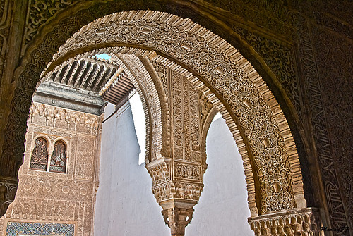 Alhambra shapes | by Marianff