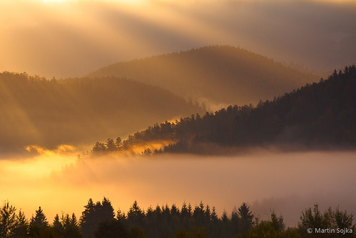 Morning Unfolding ~ Slovakia | by Martin Sojka .. www.VisualEscap.es