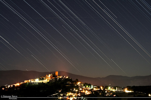 Trails Stars on Arnara | by AnalogMind http://www.analogmind.it