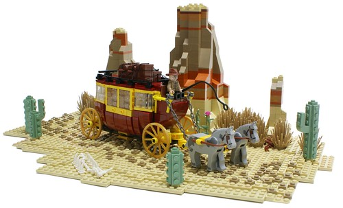 Wild west Stagecoach | by Matija Grguric
